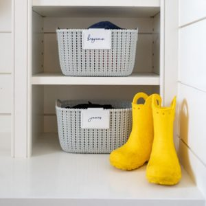 Suburbs 101 – 5 Shortcuts to an Organized Home – without losing your mind and spending all day doing it